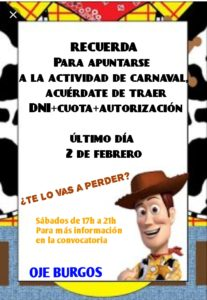Carnaval 2019_Burgos
