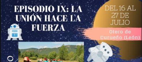 Campamento de verano: Otero de Curueño