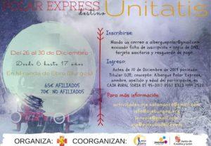 Albergue de Navidad en Miranda de Ebro