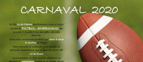 Carnaval 2020-OJE Burgos