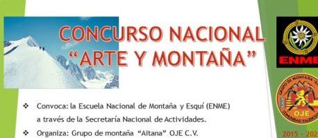 Concurso de Arte y Montaña