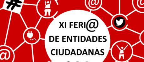 XI feria de participación de entidades ciudadanas