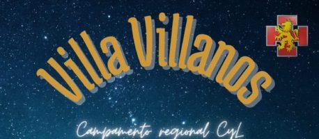 Campamento OJE VillaVillanos 17 al 24 de Julio 2021