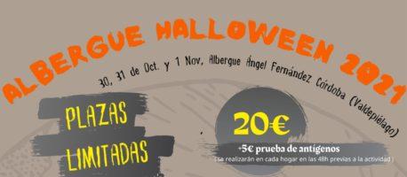 Albergue Halloween 2021